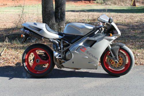 Ducati 916 Senna II #158 USA