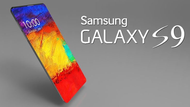 Samsung Galaxy S9 Trailer Concept with Triple Edge Ultra Slim Design | T...