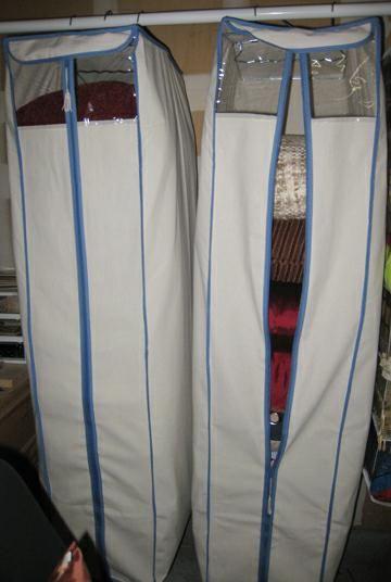 High Quality Pillow Storage Idea