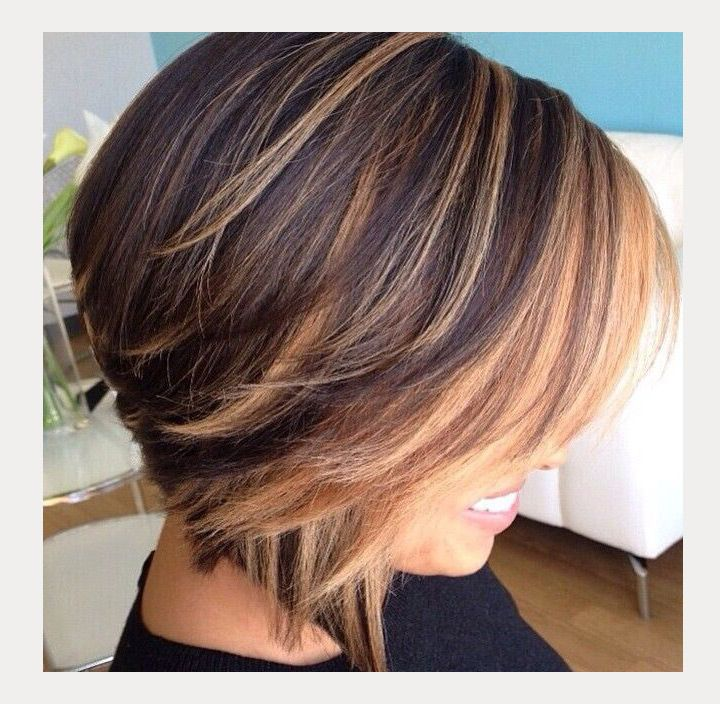 Amazing 1000 Ideas About Layered Inverted Bob On Pinterest Bobs Short Hairstyles For Black Women Fulllsitofus