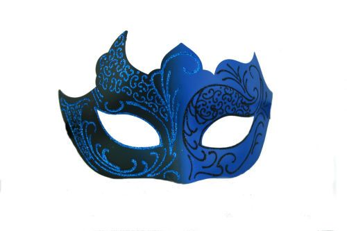Masquerade mask for men and women maskers pinterest for Swan mask template