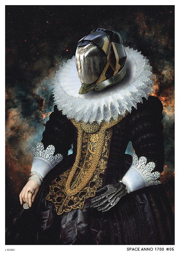 Space Anno 1700 #05 Photobashing & Painting - Adobe Photoshop
