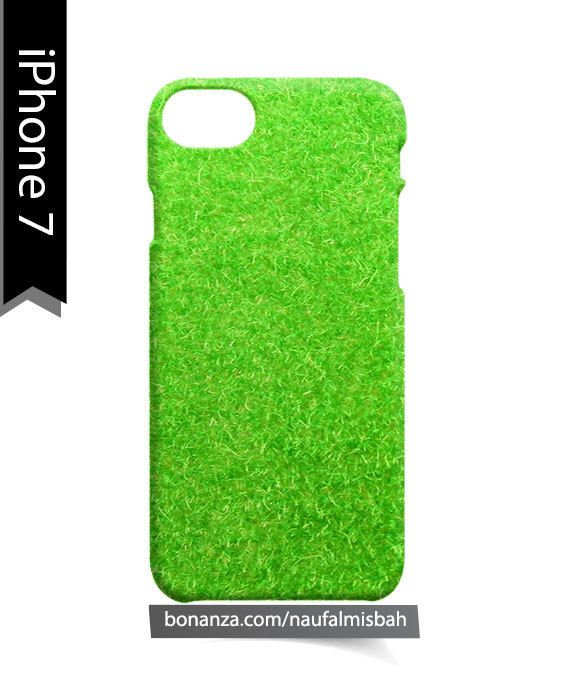 Green Grass iPhone 7 Case Cover Wrap Around