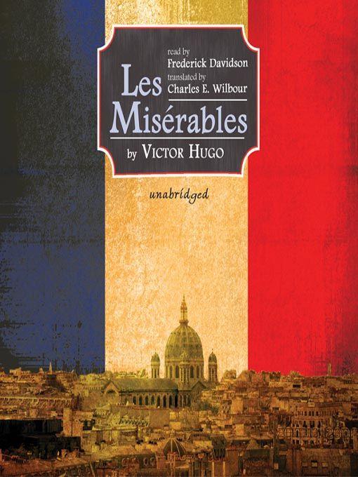 les miserables book - photo #1