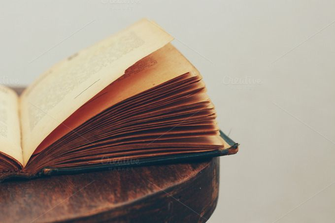 Check out Old Book 4 by Pixelglow Images on Creative Market
