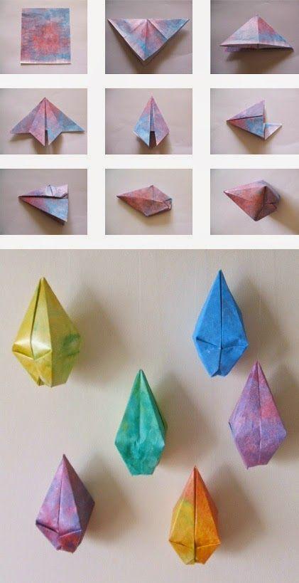 Pedagógiccos: Balão junino com papel de seda