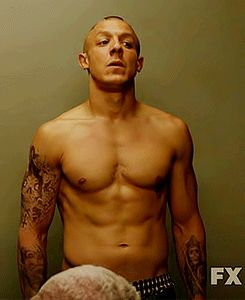 Theo Rossi Gorgeous | Theo Rossi's tattoos are so incredibly sexy it is silly. And his ...