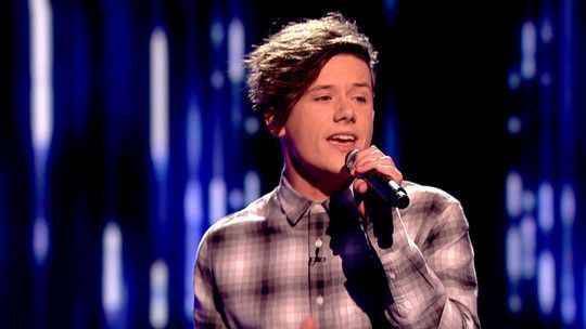 Ryan Lawrie fights to stay in the competition with Stop Crying Your Heart Out