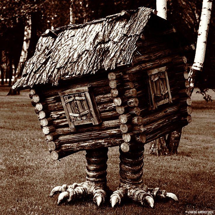 Дом. Народные приметы и суеверия | Зелёный дом