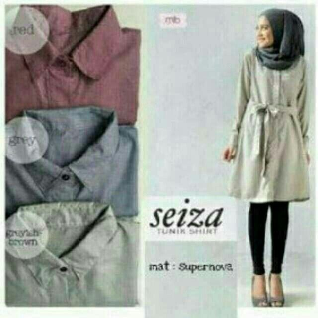 @57000 seiza tunik bahan supernova uk allsize fit L 2016.harga kodi 50000×20pcs