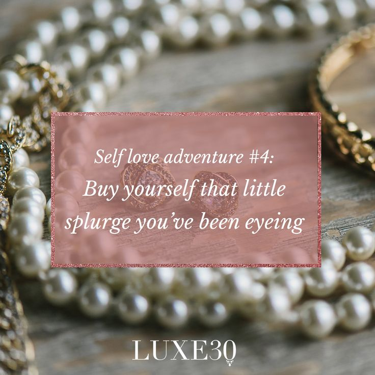 Go on then, LuxeLover... (As long as it's comfortably within your budget, of course!) www.luxe30.com