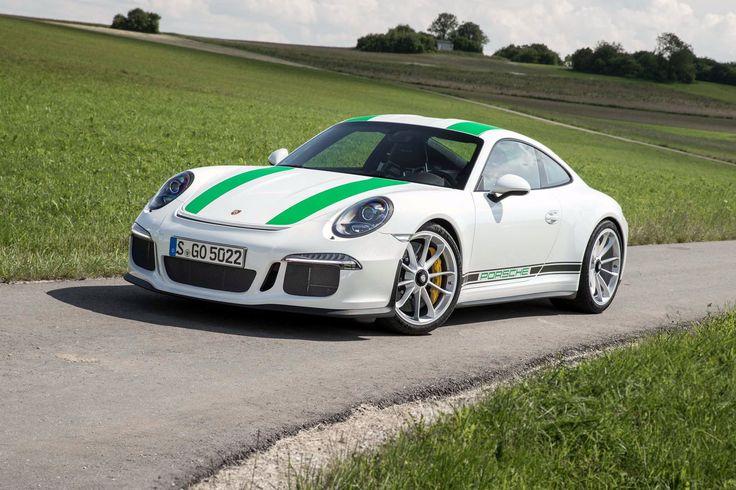 Image for 2016 Porsche 911 R Wallpaper