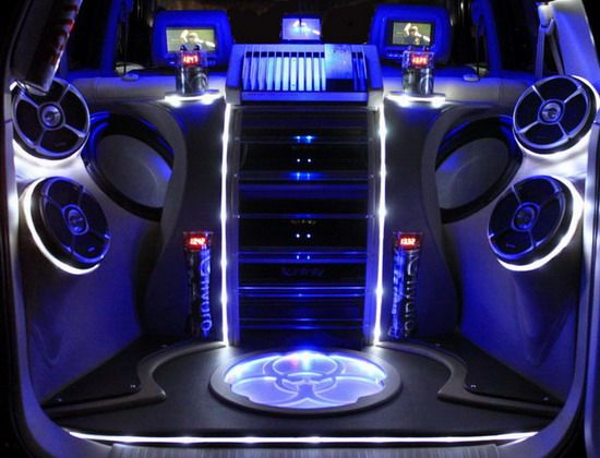 sound system for cars - Google Search
