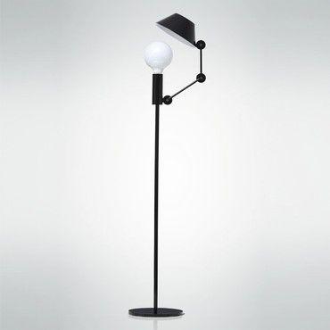 Mr. Light Tall Floor Lamp | Nemo at Lightology