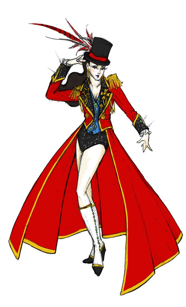 1000+ ideas about Ringmaster Costume on Pinterest | Circus ...