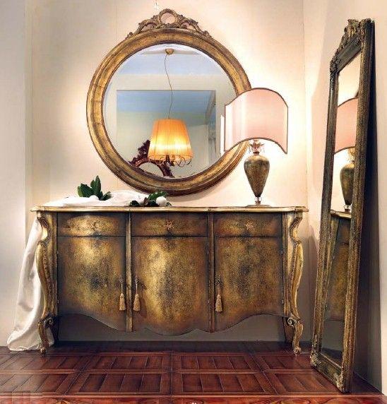 Italian Classic Accent Furniture - code ECPM001