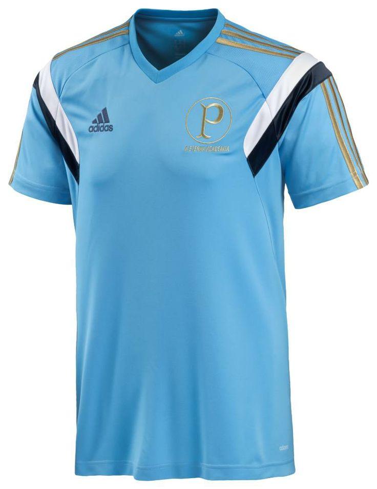 Novas camisas de treino do Palmeiras