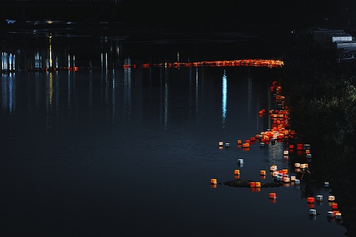 Lantern Floating 08