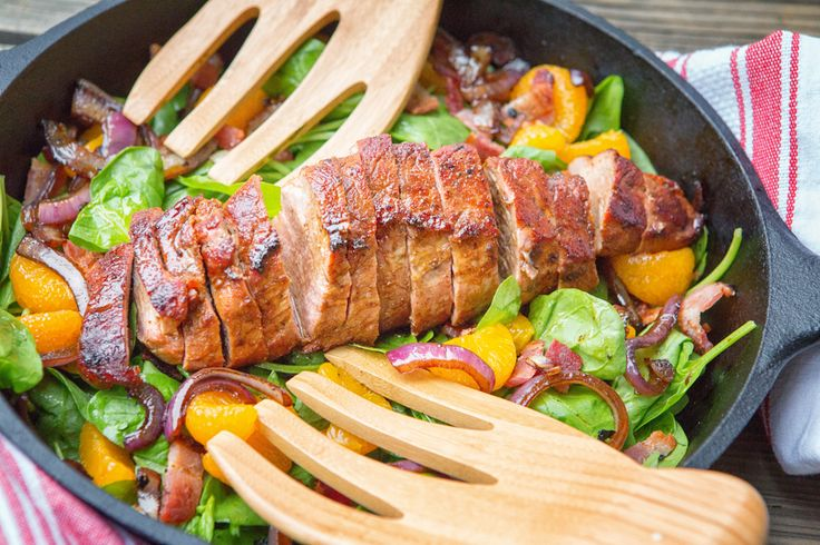 Mandarin orange pork tenderloin recipes