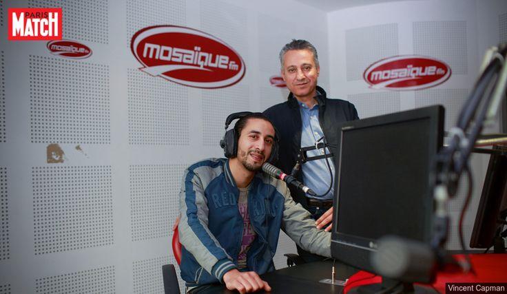 """Radio """"Mosaïque FM"""" que j'ai visité en Tunisie"""