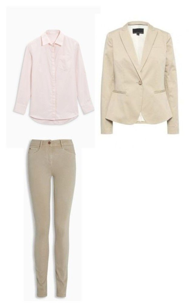 """Базовый сет 1"" by julia-tcherba on Polyvore featuring мода"