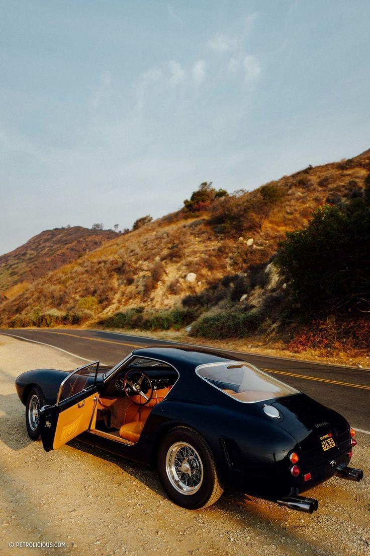 1961 Ferrari 250 GT SWB Berlinetta.
