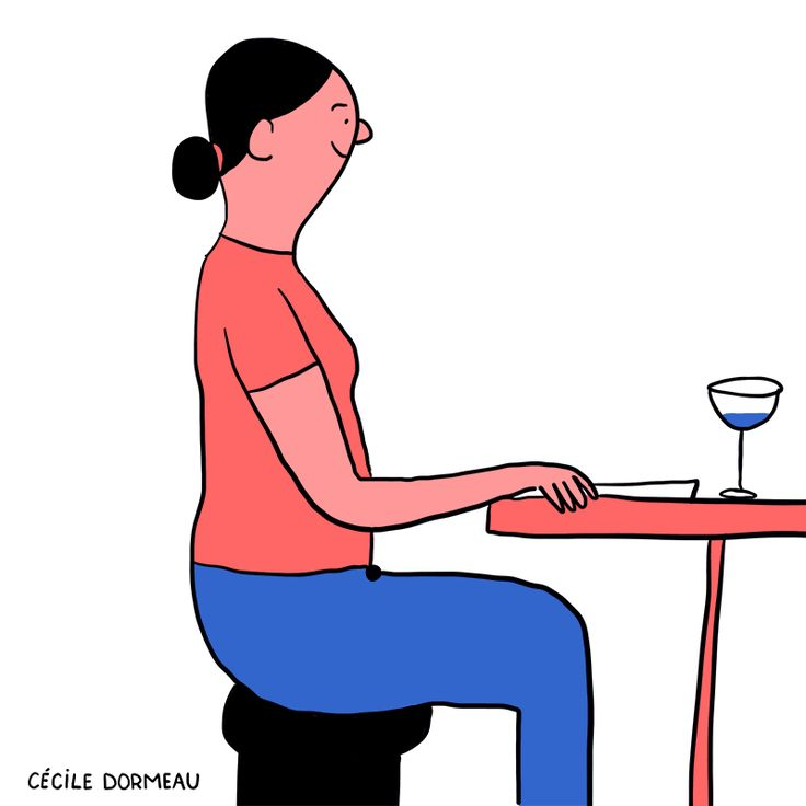Illustrator Shows The Hidden Side Of Women That Society Doesn't Want To See | #wallpaper #gif #iphone