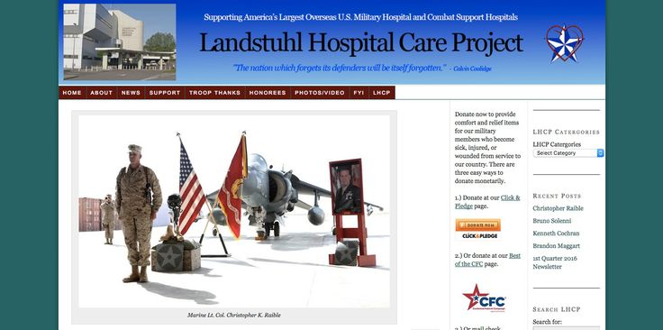 One of our contacts at the stateside VA hospital recently told me that they get cold chills reading the Honorees stories and share it with the veterans at the hospital. I recently labeled 72 boxes to take to the VA Hospital using... www.LandstuhlHospitalCareProject.org/news #va #vahospital #honorees #LHCP
