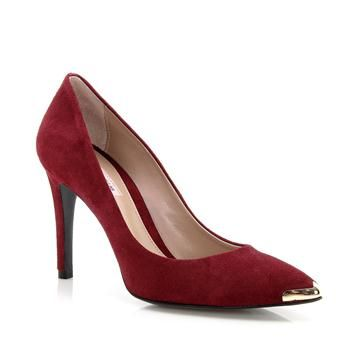 Red Medium Heel Pump Mod:711007715