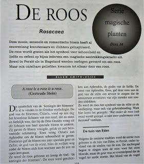 Digitale Bibliotheek: 26mei16 Kruiden, Planten en toepassingen De Roos, ...