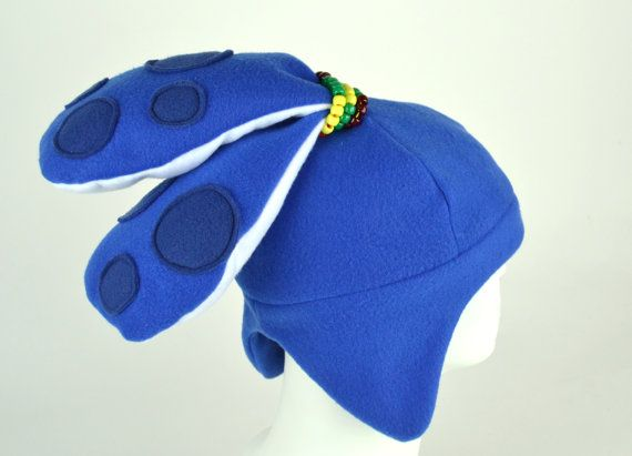 Splatoon Squid Boy Beanie - Splatoon Cosplay - Videogame Cosplays - Squid Kid