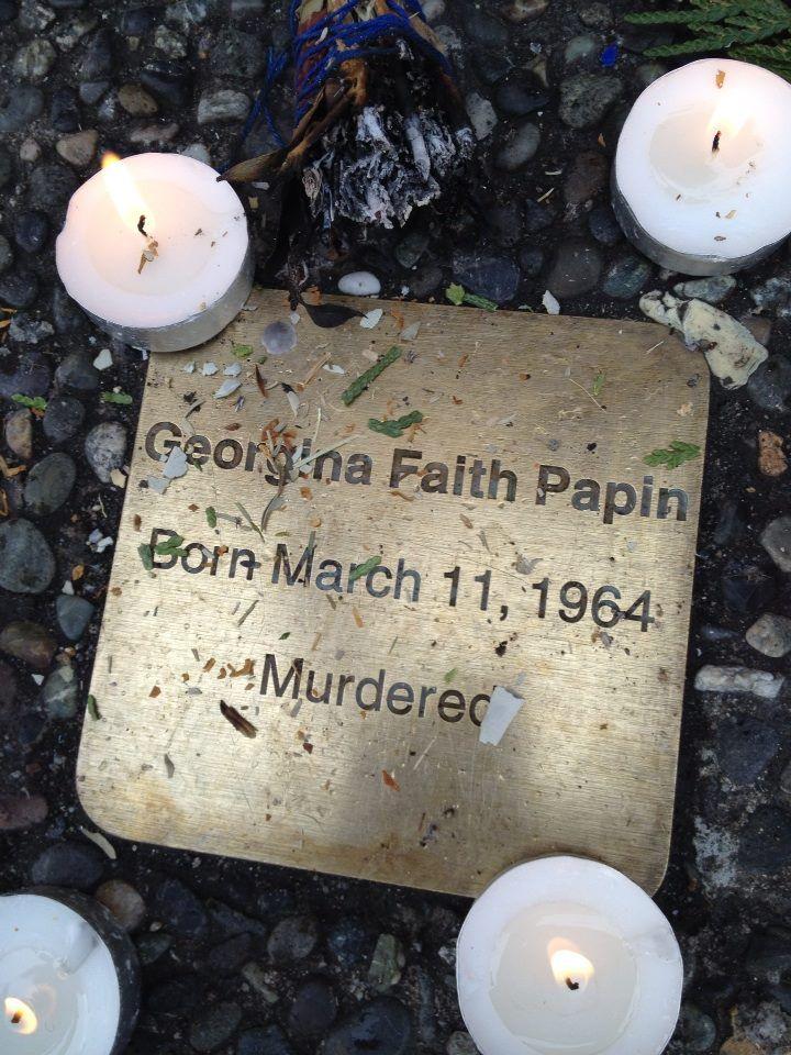 Georgina Remembered.