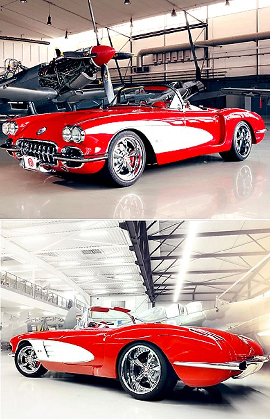 59' vette....Re-pin...Brought to you by #CarInsurance at #HouseofInsurance in Eugene, Oregon
