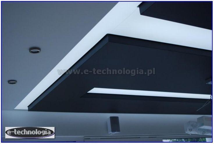 oświetlenie kuchenne sufitowe - oświetlenie kuchenne aranżacje - oświetlenie kuchni sufitowe e-technologia
