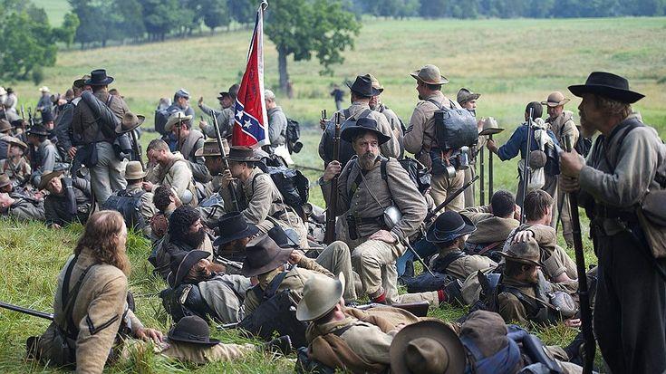 10 тыс. зрителей съехались 30 июня в Геттисберг, штат Пенсильвания