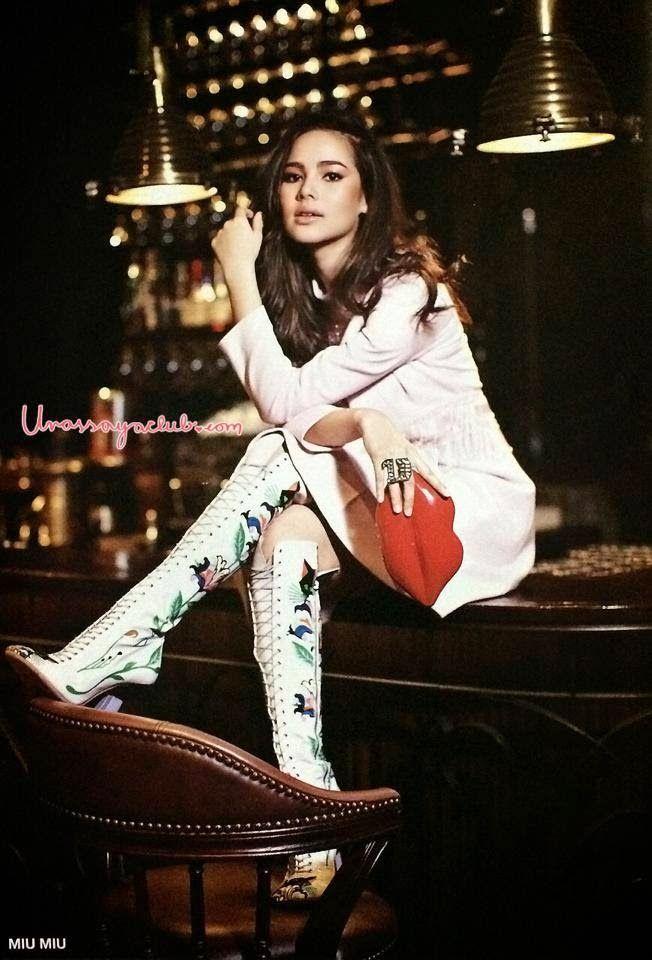 24 Best Yaya Urassaya Images On Pinterest  Asian Beauty -8900