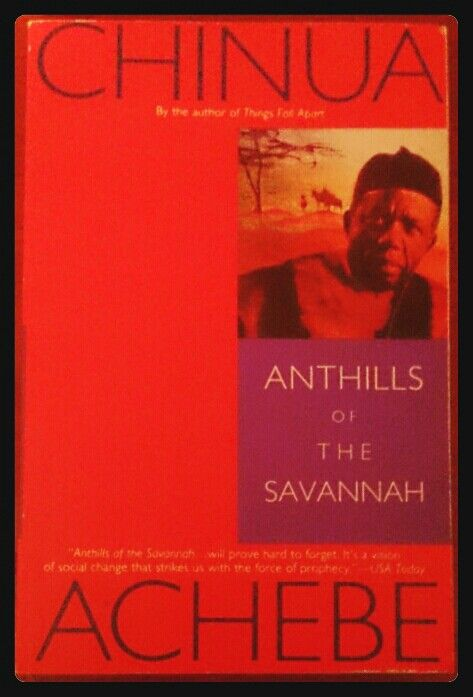 Anthills of the Savannah Analysis