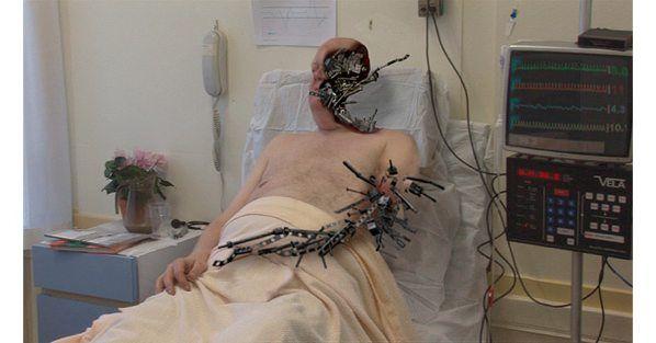 superhuman exhibit about human augmentation at london s