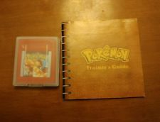 Pokemon Red Version (Nintendo Game Boy 1998) Game Works with Trainers Guide  get it http://ift.tt/2iLfg25 pokemon pokemon go ash pikachu squirtle