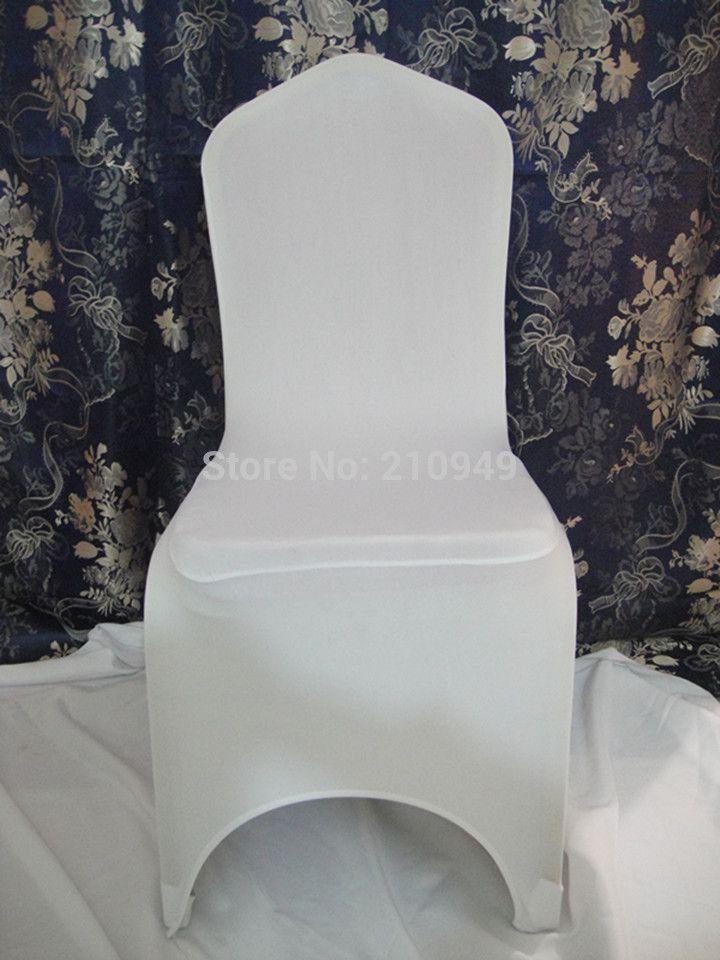 Pas cher Livraison gratuite en allemagne entrepôt 100 pcs bonne qualité blanc chaise de Spandex couvre pour le mariage parti événement, Acheter  Couvre-chaise de qualité directement des fournisseurs de Chine:         l'expéditionlorsque vous passez une commande, veuillez ch