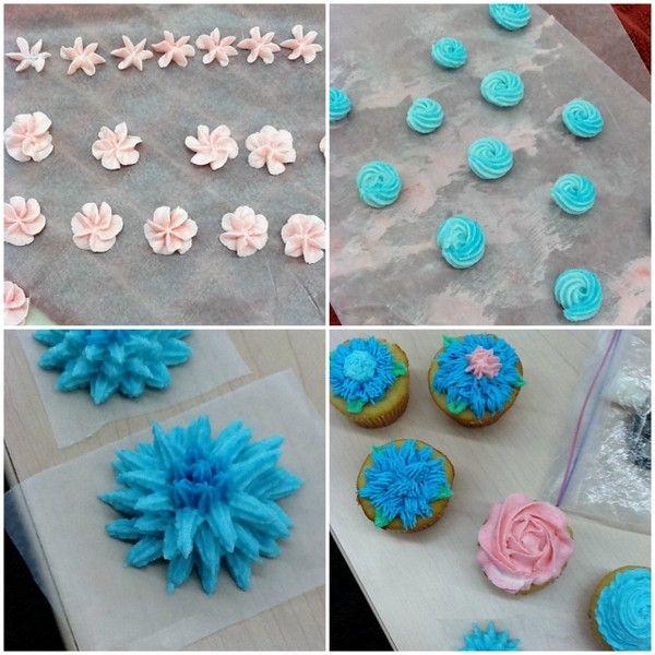 Wilton Cake Classes Hemet Ca : 2279 best images about Buttercream tutorials on Pinterest ...