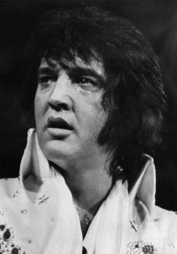 Pictures & Photos of Elvis Presley concert around 1970s