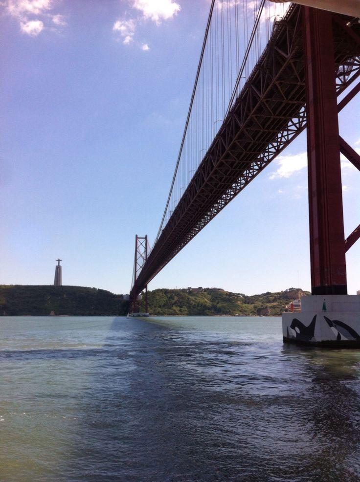 Rio Tejo Lisboa