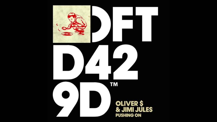 I LOVE this track - Oliver $ & Jimi Jules 'Pushing On'