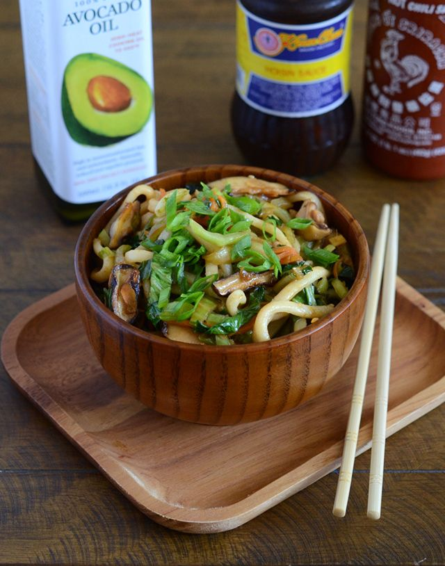 Shanghai Noodles + Cookbook and Avocado Oil Giveaway! — Appetite for China