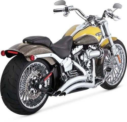 Vance and Hines Big Radius 2-Into-2 Full System Exhaust for Harley Davidson 201 - One Size - http://www.caraccessoriesonlinemarket.com/vance-and-hines-big-radius-2-into-2-full-system-exhaust-for-harley-davidson-201-one-size-2/  #2Into2, #Davidson, #Exhaust, #Full, #Harley, #Hines, #Radius, #Size, #System, #Vance #Brake-Systems, #Performance-Parts-Accessories