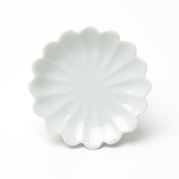Kiku Flower Shaped Small Plate 9.5cm, typeA (0/16)  | jpap.club – Japanese Tableware and Fine Gifts