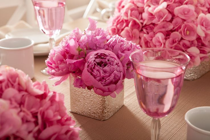 Flower Arranging Ideas: Floral Girly