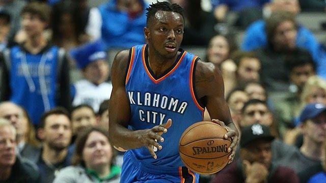 The Oklahoma City Thunder exercise Jerami Grant's contract option.