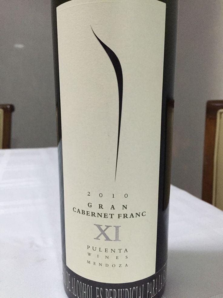 Excelente vino Argentino